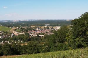 Paysage de Bourgogne - Pixabay
